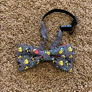 H&M kids angry birds bow tie